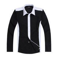 Man's Classic Business Shirt Cotton 100%