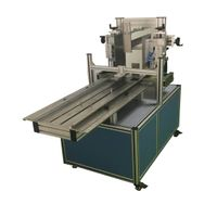 Automatic Paper box folding and gluing machine