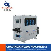 ckd dry type wall tile body polishing machine, biscuit polishing machine