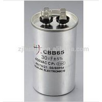 Accept Customized CBB65 50-60HZ AC Capacitor 30UF