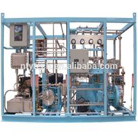 160Bar Outet Pressure Chlorine Gas Diaphragm Compressor