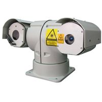 NIR laser imaging camera