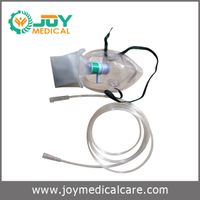 Disposable oxygen mask with bag thumbnail image