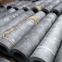 Graphite Carbon Electrodes for Steel-Making for Eaf and Laf thumbnail image