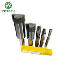WTFTOOLS Wholesale Polycrystalline Diamond PCD Tools Drill Bits for Metal CNC Cutting thumbnail image