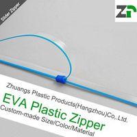 EVA zipper