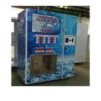 HIgh Quality Ice and water vending machine