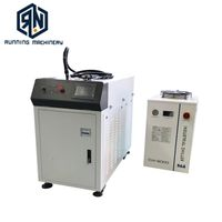 RN Fiber Laser Welding Machine For Metal In Advertising Auto Parts