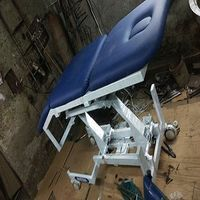 Hi Low Treatment Table Motorized 3 Section Single Motor
