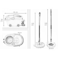 KXY-JLT spin mop with foot pedal thumbnail image