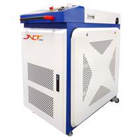 500W Metal fiber laser cleaning machine thumbnail image