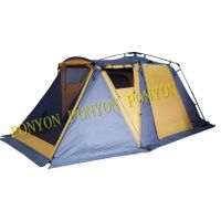 Family camping tents for 3 persons