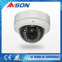"Security 1/3"" Sony cmos 1600TVL 1200tvl IR led dome CCTV camera"