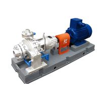 API610 OH2 centerline-mounted single-stage cantilever type centrifugal pump