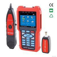CCTV tester NF-708 IP camera & AHD monitor tester thumbnail image