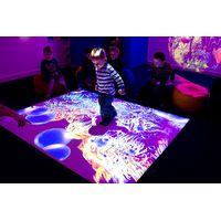 Interactive LED Dance Floor, LED floor, interactive LED Screen, interactive LED Video Display thumbnail image