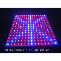colored led grow light15w led growth lighting for growing and flowering blue&red ratio 7:1