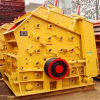 High efficient good quality dolomite impact crusher thumbnail image