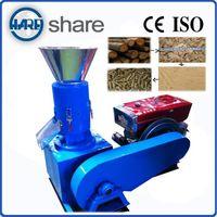 diesel wood sawdust pellet mill machine
