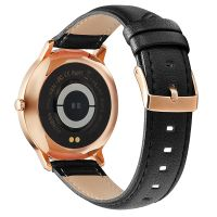 2020 New R18 Smart Watch 7.3mm Ultra-thin Case Heart Rate Blood Pressure Oxygen Monitor thumbnail image