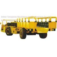 Ru-16underground Utility Vehicle-People Carrier Truck