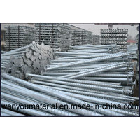 Earth Auger, High Quality Ground Screw info at wanyoumaterial com