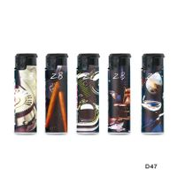 Bulk Sell Gas Lighter with Transparent Tank Lighters disposable thumbnail image
