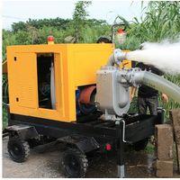 sand gravel pump With Diesel Engine Generator thumbnail image