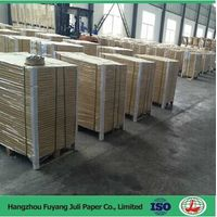 Sell Kaoline Coated Duplex Board Grey Back for Packaging