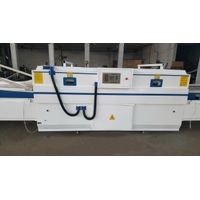 HOT China supplier door laminating machine/vacuum membrane press for woodworking LB-TM2480D