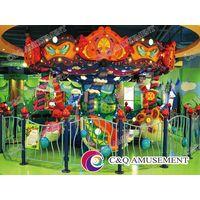 2017 New Design Carousel---Ocean Zoo