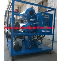 Machine for Processing Transformer Oil