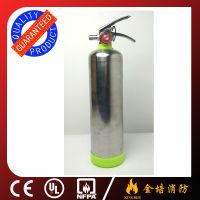 3KG Stainless Steel Fire Extinguisher with CE Approval