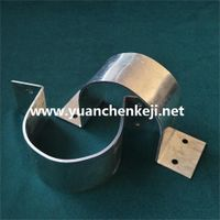 Galvanized Sheet Hoop / C Type Clamp Pipe Clamp / Power Clamp/ Bending Mold Processing thumbnail image