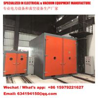 110kV dry transformer curing Oven intermediate frequency transformer track curing Oven drying curing thumbnail image