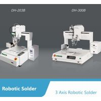 3 axis robotic solder
