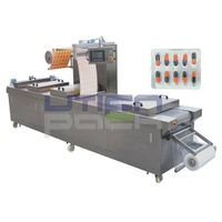 Medicine/Capsule Blister Thermoforming Packing Machine/Packaging Machinery