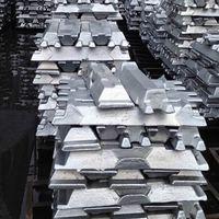 Aluminum Ingots, Copper Ingots, Steel Ingots, Lead Ingots, Zinc Ingots.