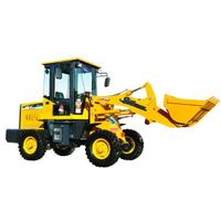 Compact Mini Front End Wheel Loader 1000kg