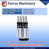 Multi Spindle Drilling Machine, PURROS PRMS-98-2 thumbnail image