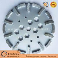 buy floor diamond grinding plates for concrete