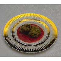 PS Color Decorative Plate