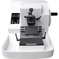 BZ-630 Semi Auto Microtome with Wide Thickness, Leica Quality
