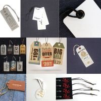 wholesale new design popular cheap hang tag for garment, sock,suit thumbnail image