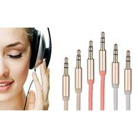 Premium AUX audio cable (A-200R)