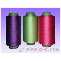 flame retardant color fiber