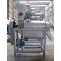 Stainless steel garlic/fruits screw juice press machine with crusher function thumbnail image