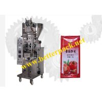 Small sachet tomato paste ketchup packing machinery thumbnail image