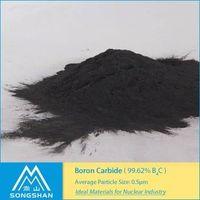 Boron Carbide Powder Used in Body Armor Plates | Superhard Boron Carbide 99.62%