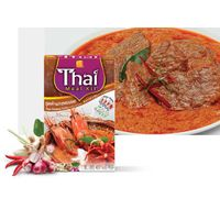 Ready to Cook Thai Food - Thai Panang Curry (Thai Authentic Thick Curry)